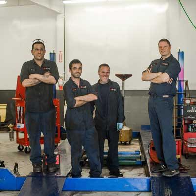 Swanson Auto Employees
